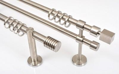 New assortment - aluminium track systems